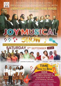 Joy Musical Show